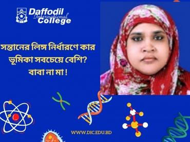Daffodil International College Blog(Nilufa Yeasmin)